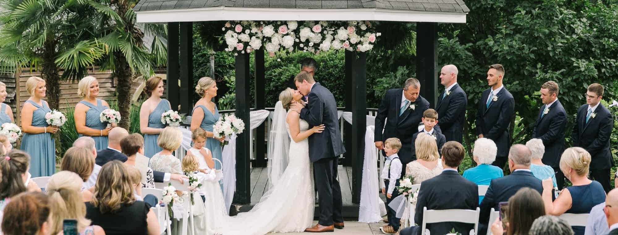 Wedding - Corley Mill House