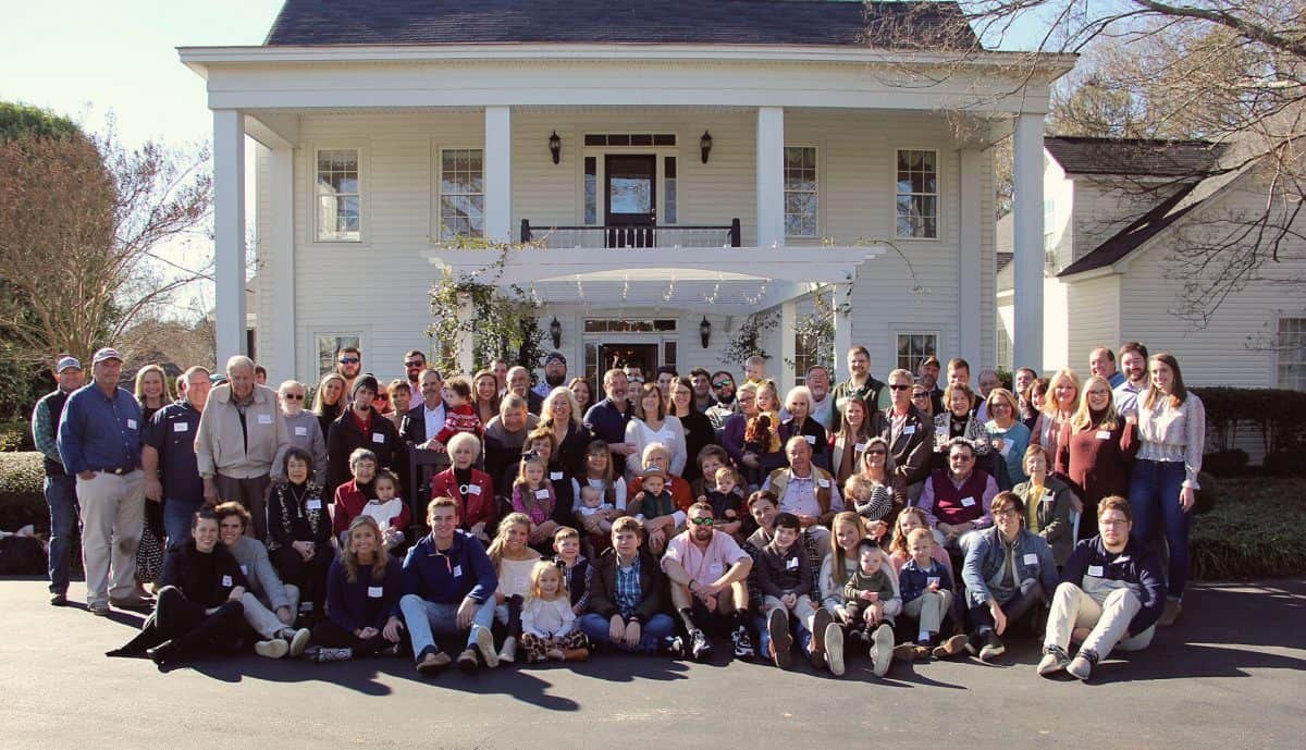 Our Story - The Corley Family & The Corley Mill House